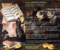 Locandina: L'ultima nota nella valigia