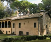 Locandina: Casina del Cardinal Bessarione. Apertura Straordinaria