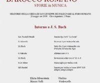 Locandina: Le storie di Barocco Romano