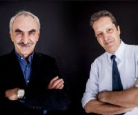 Locandina: Lezioni di rock con Ernesto Assante e Gino Castaldo