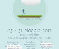 Locandina: LIGHTNESS OF BEING