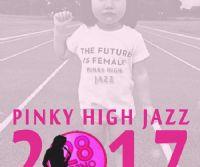 Locandina: Pinky higt jazz 2017 PINKY