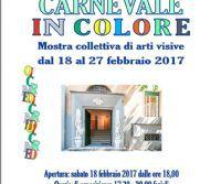Locandina: Carnevale in colore