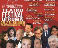 Locandina: Le Terrazze Teatro Festival