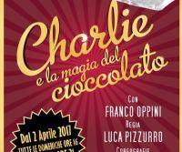 Locandina: Charlie e la magia del cioccolato