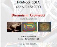 Locandina: Dinamismi cromatici