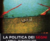 Locandina: La politica dei segni