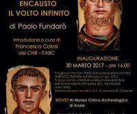 Locandina: Encausto, il volto infinito
