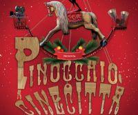 Locandina: Pinocchio a Cinecittà: Natale nel paese dei Balocchi