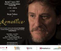 "Locandina: Giorgio Tirabassi in ""Romantica"""