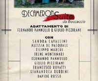 Locandina: Decameron Suite