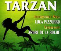 Locandina: Arriva Tarzan al Teatro del Torrino