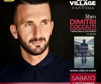 """Locandina: """"Ogni cosa al suo posto"""" il primo romanzo di Dimitri Cocciuti"""