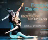 Locandina: Torna Il festival Ballet-ex