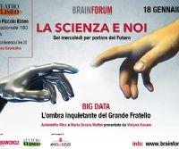 Locandina: BrainForum. La Scienza e noi
