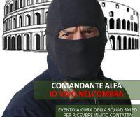 Locandina: Comandante Alfa - Io Vivo nell'Ombra