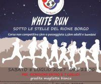 Locandina: White Run 2017