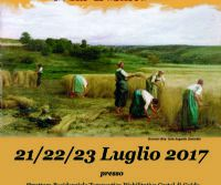 Locandina: Teatro di paglia - omaggio alla rubedo