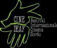 Locandina: Festival Internazionale del Cinema Sordo di Roma