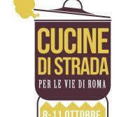 Locandina: Cucine di strada per le vie di Roma