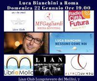Locandina: Luca Bianchini a OnDe Read
