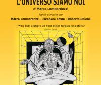 Locandina: L'Universo siamo noi