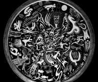Locandina: Magia della luce. Specchio e simbolo nell'opera di Lorenzo Ostuni