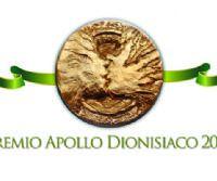 """Locandina: Premio Internazionale di Poesia e Arte Contemporanea """"Apollo dionisiaco"""" Roma 2017"""