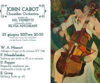 Locandina: Musica classica a Santa Lucia del Gonfalone