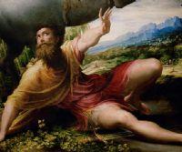 Locandina: Correggio e Parmigianino. Arte a Parma nel Cinquecento