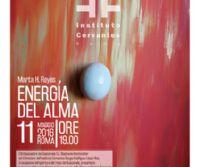 Locandina: Energìa del Alma