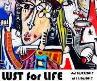 Locandina: LUST for LIFE