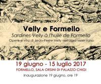 Locandina: Velly e Formello