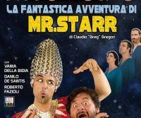 Locandina: Lillo & Greg - La Fantastica Avventura di Mr. Starr