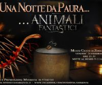 Locandina: Speciale Carnevale al museo di zoologia