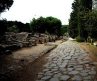 Locandina: Ostia Antica 1° percorso