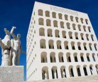 Locandina: Il Palazzo della Civiltà Italiana