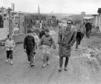Locandina: La periferia incontra Pasolini