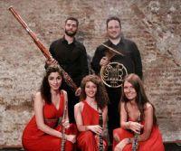 Locandina: I giovani talenti del Quintetto PentEliós