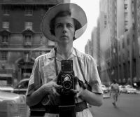 Locandina: Vivian Maier. Una fotografa ritrovata