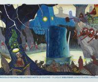 Locandina: Piccolo Festival delle Dieci Notti - Il canto delle balene