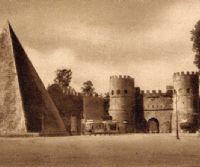 Locandina: La Piramide Cestia