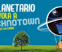 Locandina: Programma del Planetario del mese di Maggio 2017