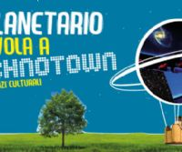 Locandina: Programma del Planetario del mese di Giugno 2017