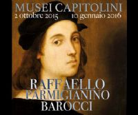 Locandina: Raffaello Parmigianino Barocci