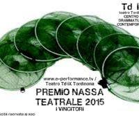 Locandina: Nassa Teatrale 2015