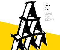 Locandina: Romaeuropa Festival 2017