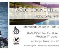 """Locandina: Il pianista Paolo Cognetti suona """"Rinascita"""""""