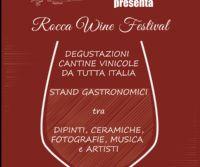 Locandina: Rocca Wine Festival