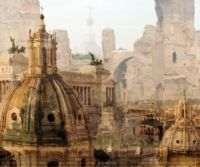 """Locandina: Roma città Museo: corsi """"itineranti"""" di storia dell'arte e archeologia"""
